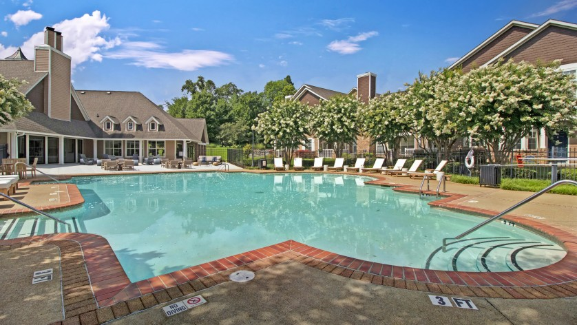 Image of Sparkling Swimming Pool for Hamptons at Woodland Pointe