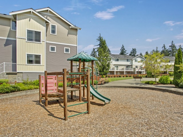 Image of Playground Area for Brookstone at Edgewater Townhomes
