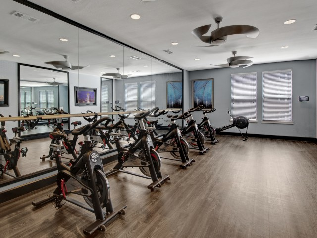 Image of Spin and Yoga Room for The Artessa Apartments