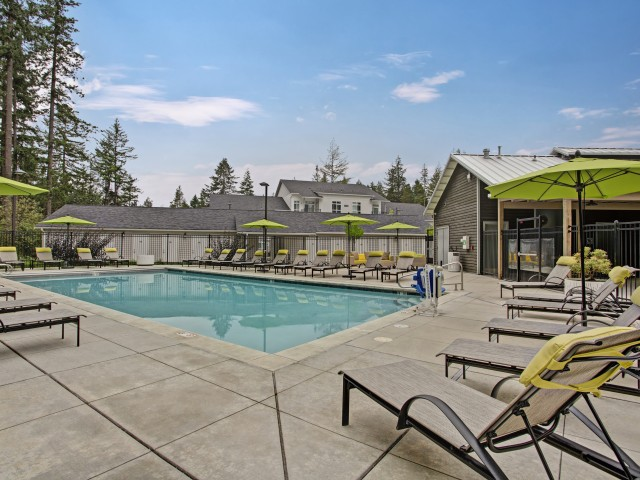 Image of Pool with Sundeck for The Marq on Martin Apartments