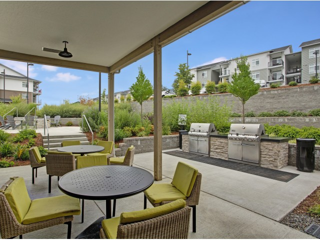 Image of BBQ/Picnic Area for The Marq on Martin Apartments