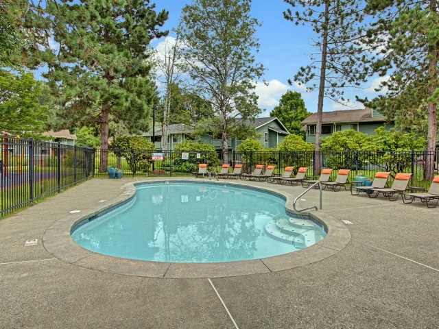 Image of Heated Pool for Gilman Square Apartments