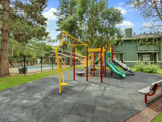 Image of Playground for Gilman Square Apartments