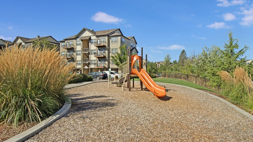 Community Children\'s Playground | Apartments In Southwest Portland | Element 170