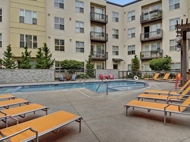 Image of Swimming Pool for Tessera Apartments