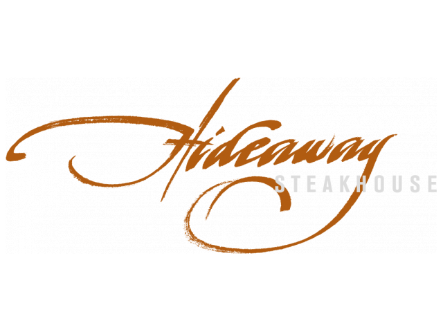 Hideaway Steakhouse Logo