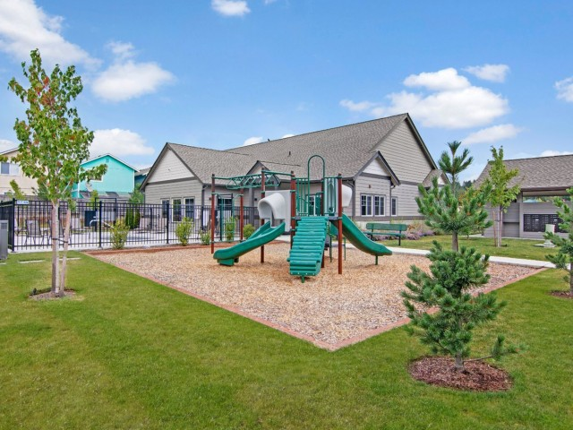 Image of Playground Area for Insignia Apartment Homes