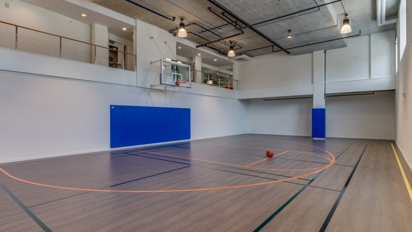 Image of Sport Court for Augusta Apartments