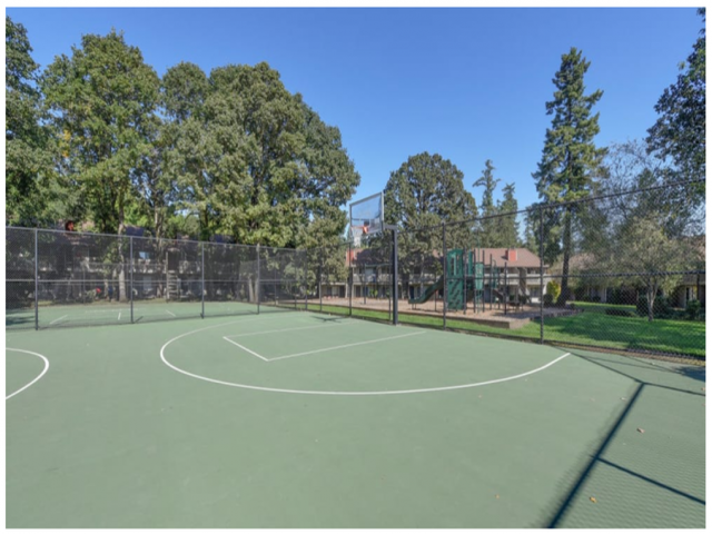 Image of Outdoor Sport Court for Arbor Creek Apartments