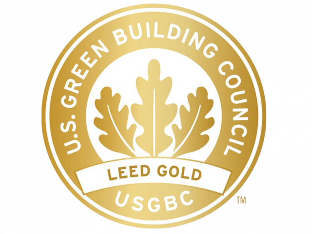 Image of LEED Gold Certified for Sanctuary Apartments
