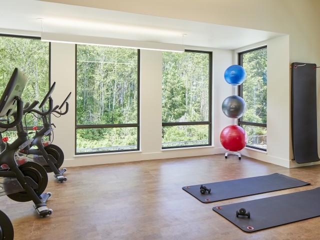 Image of Yoga Studio for Anthology Apartments