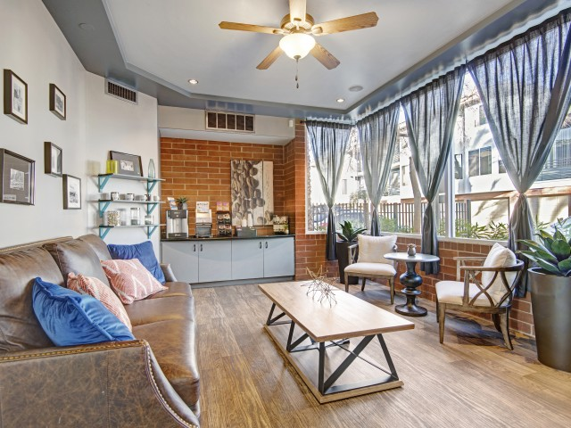 Image of Coffee Bar for Pavilions on Central Apartments