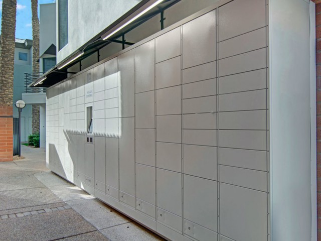 Image of Package Concierge System for Pavilions on Central Apartments
