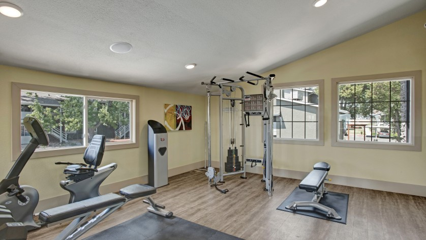 State-of-the-Art Fitness Center   Federal Heights Co Apartments   The Lodge on 84th