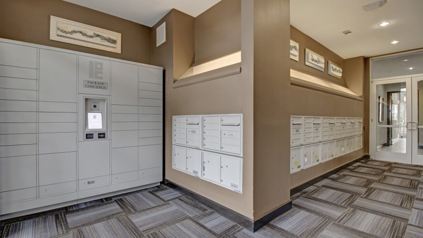 Community Mail Room   Franklin Tn Luxury Apartments   Artessa