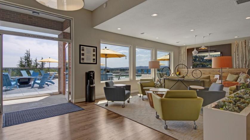 Elegant Community Club House | Apartments In Tigard Oregon | Arbor Heights
