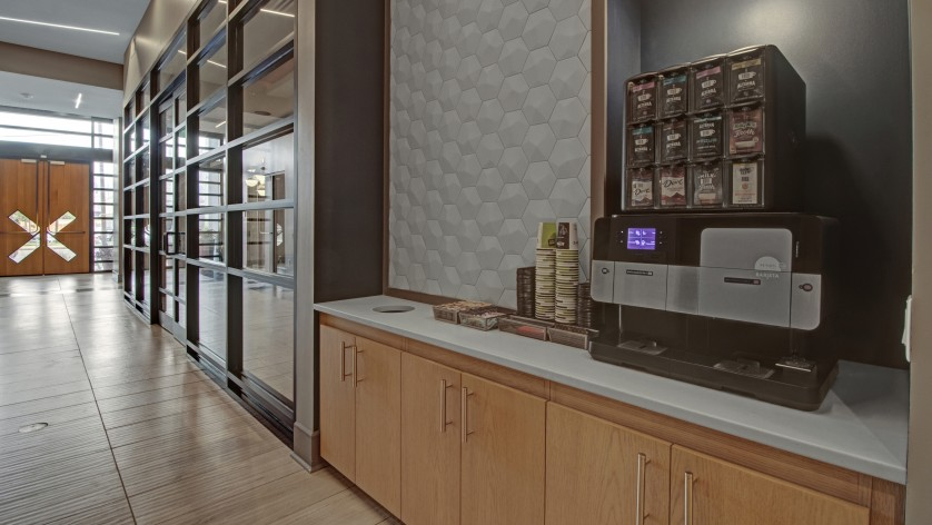 Resident Coffee Bar | Crossroads at the Gulch | Apartments In Nashville TN