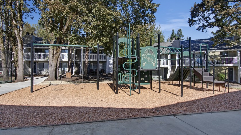 Playground Area  | Apartments In Beaverton Oregon | Arbor Creek