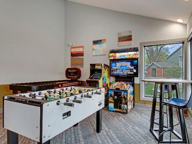 Indoor Game Area