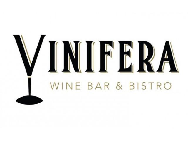 Vinifera Wine Bar & Bistro Logo
