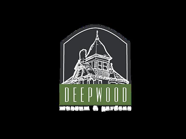 Deepwood Museum & Garden Logo