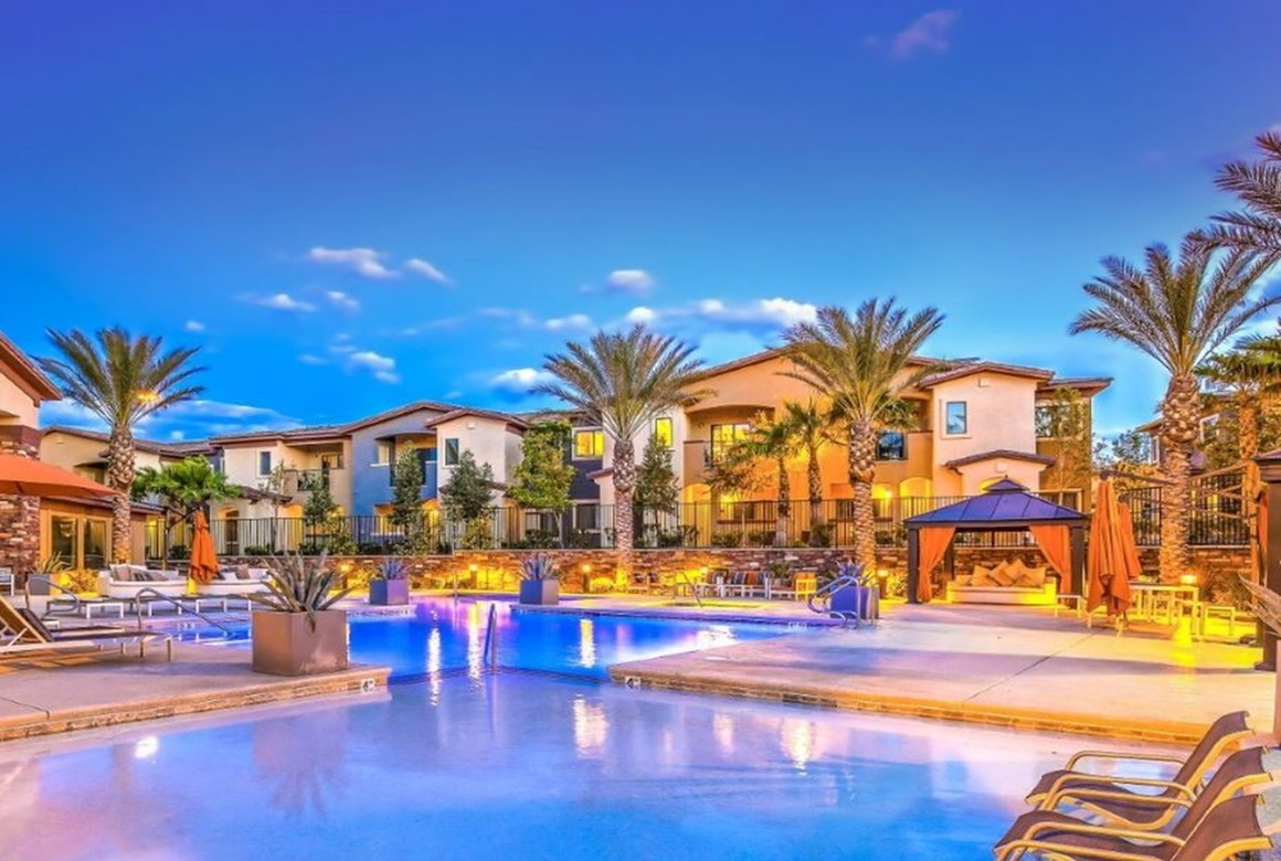 Security Properties Acquires 296-Unit The Edge at Traverse Point Apartments in Henderson, Nevada-image