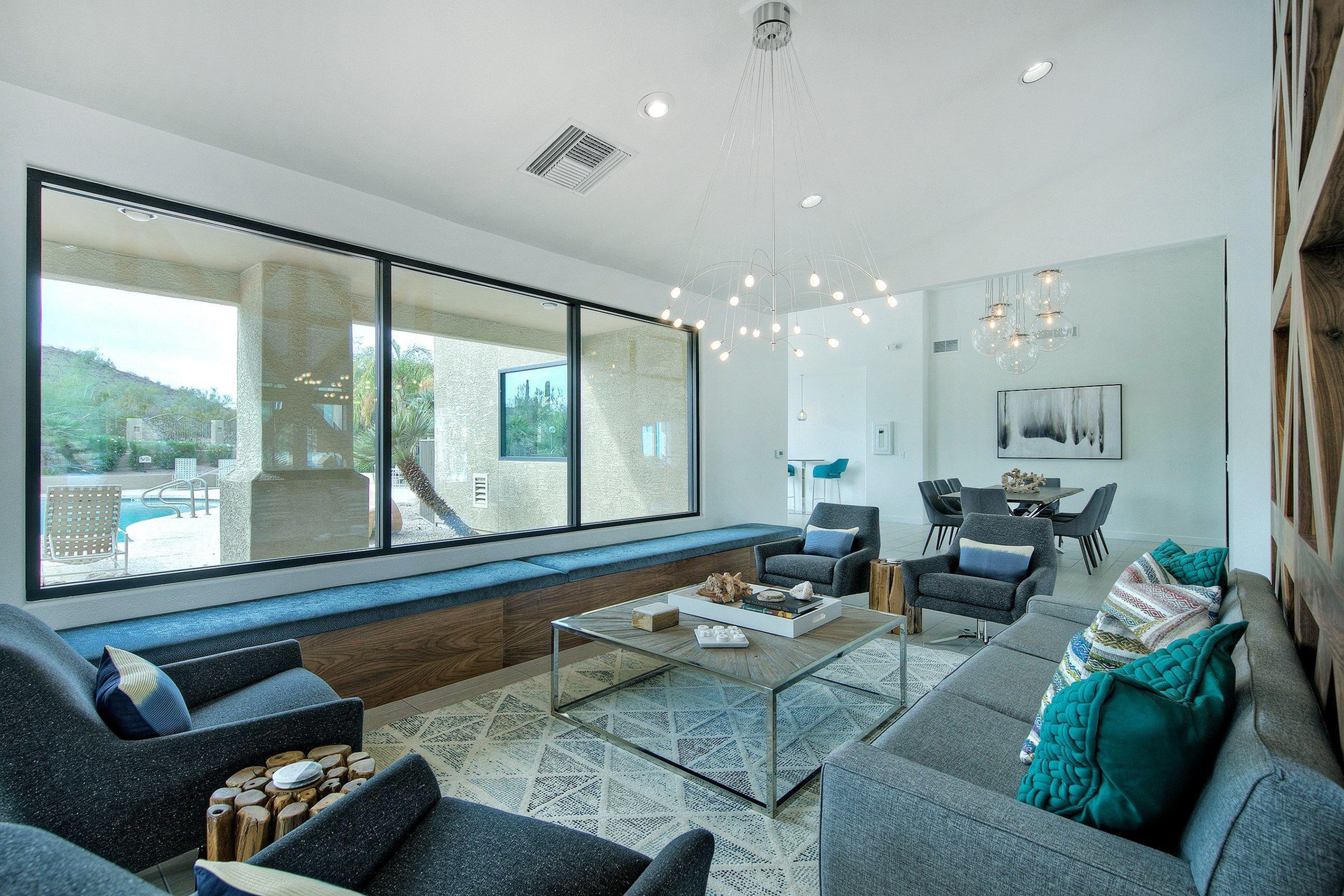 Spacious Community Club House   Phoenix AZ Apartments For Rent   Mountain Park Ranch