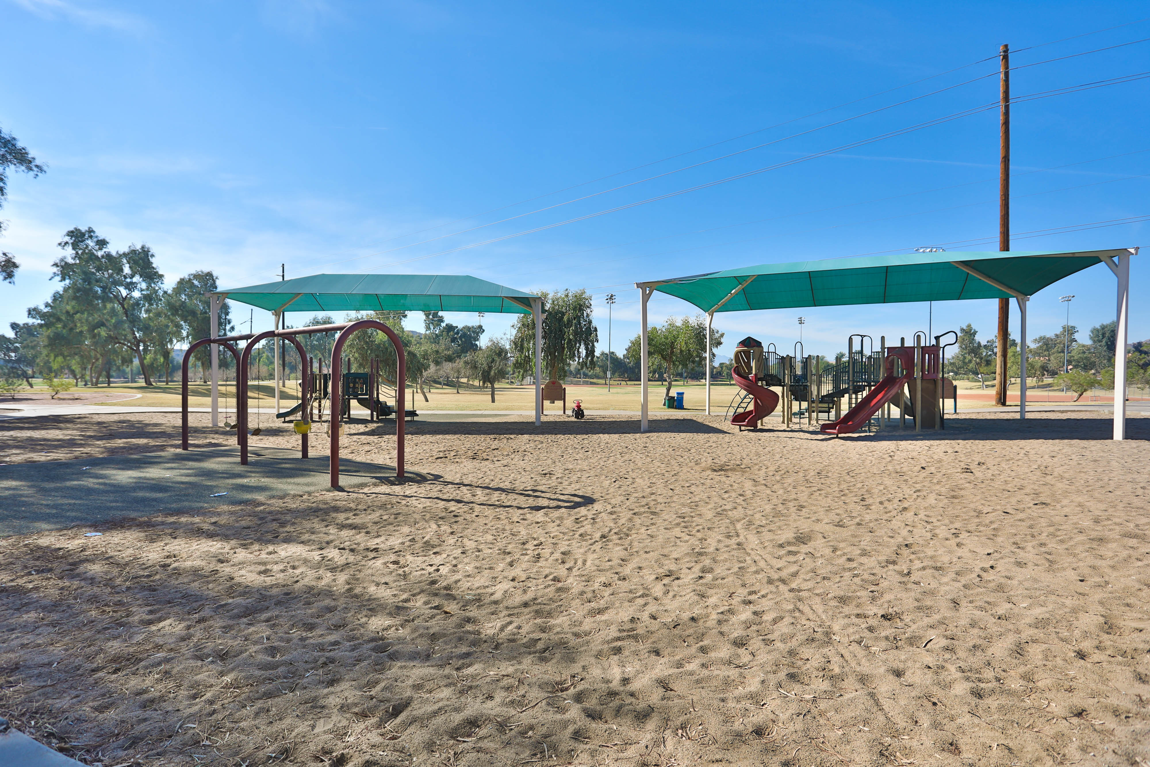 Resident Children\'s Playground | Apartments Homes for rent in Phoenix, AZ | Mountain Park Ranch