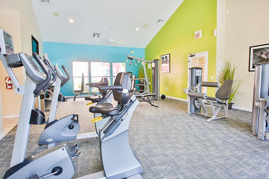 Resident Fitness Center | Apartments Phoenix, AZ | Arboretum at South Mountain