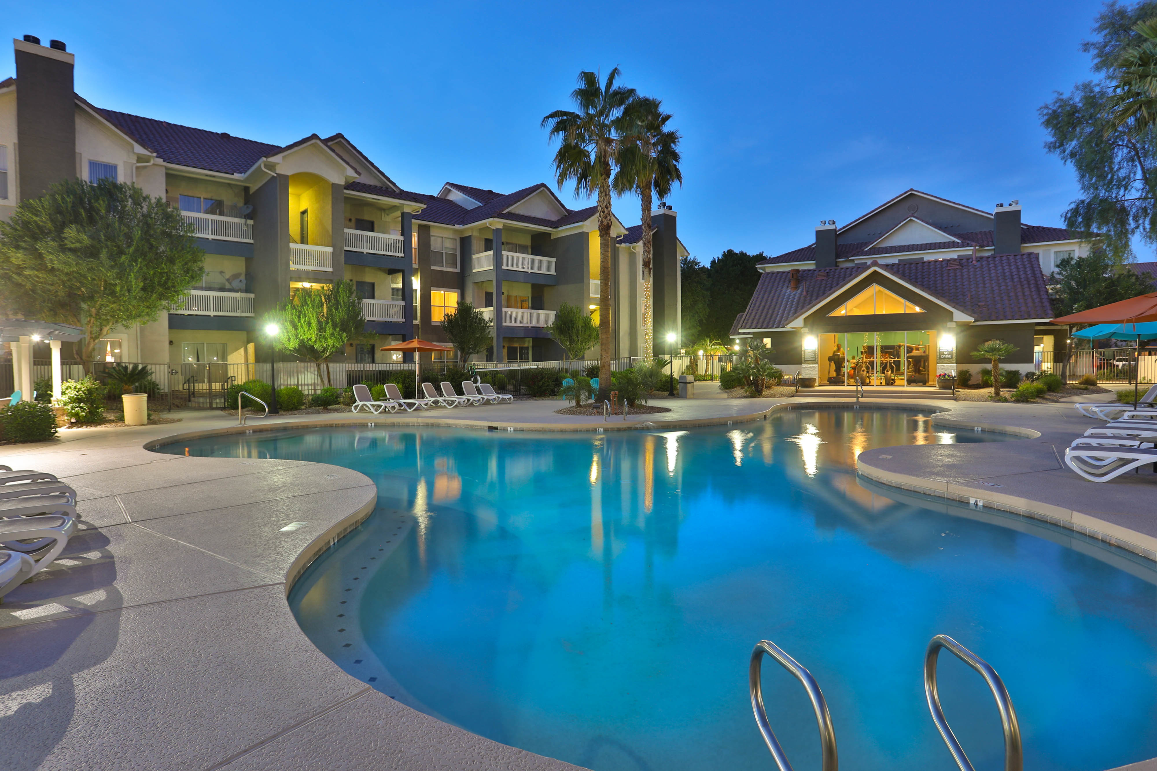 Swimming Pool | Apartment Homes in Phoenix, AZ | Arboretum at South Mountain
