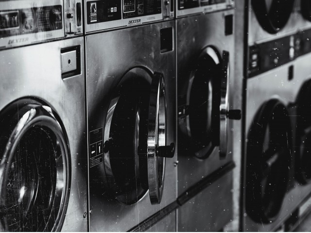 Image of Laundry Facility for Steeplechase