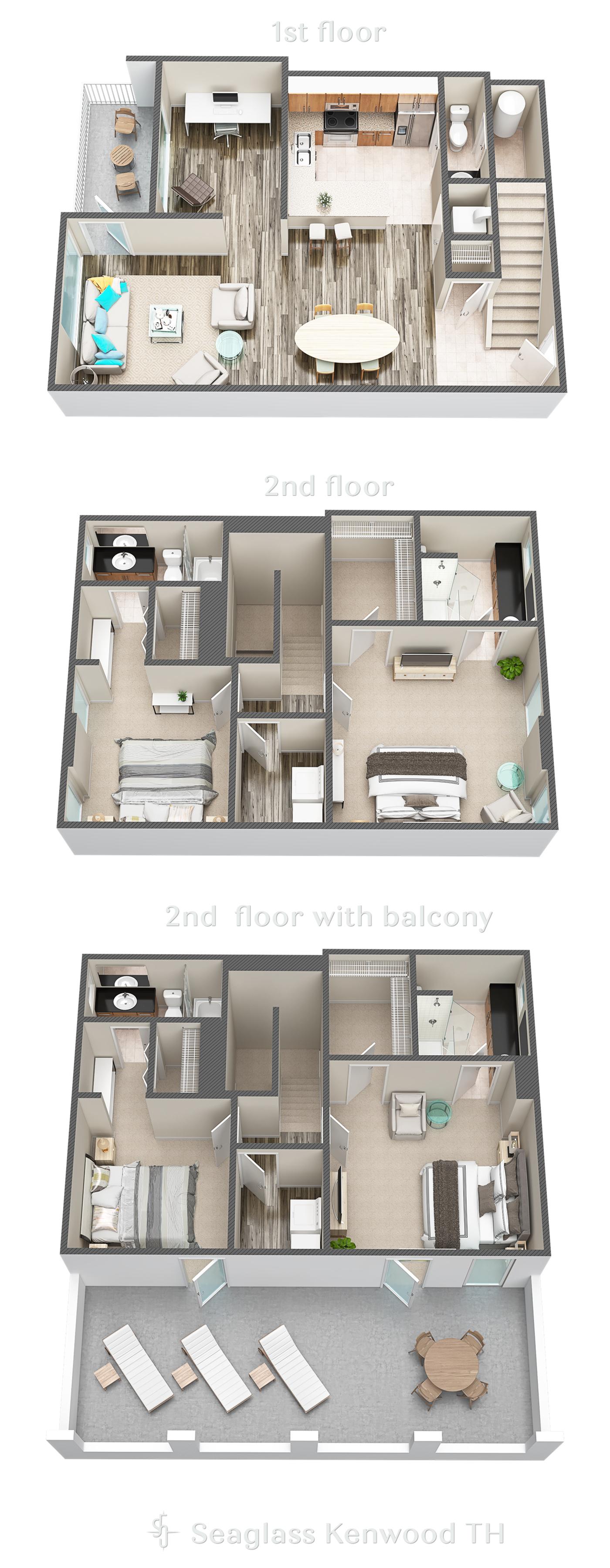 Kenwood Penthouse