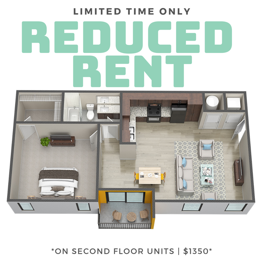 Set - Reduced Rent on select homes!