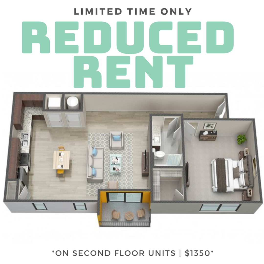 Rise - Reduced Rent on select homes!