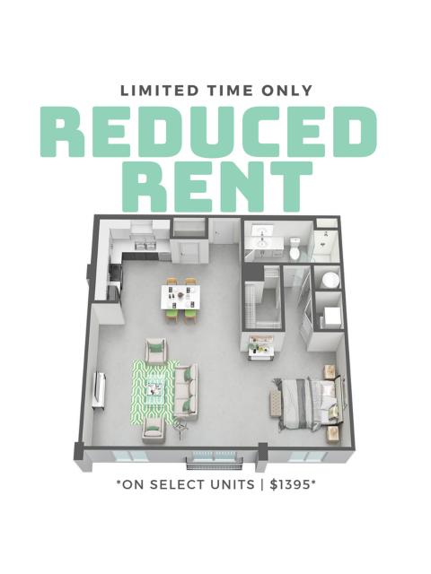 Granite (Loft) - Reduced Rent on select homes!