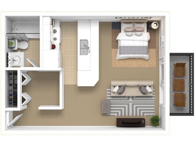 Springdale Villa Plan A