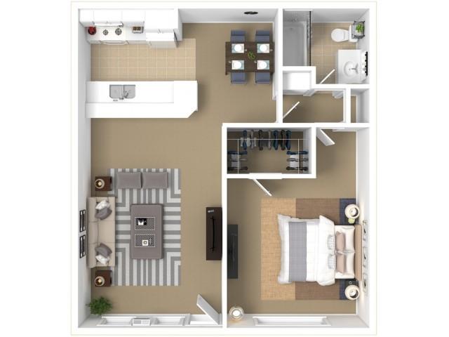 Springdale Villa Plan D