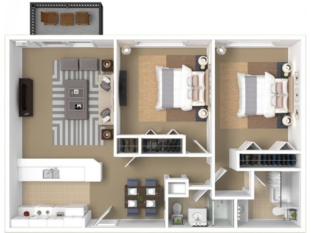 Springdale Villa Plan E