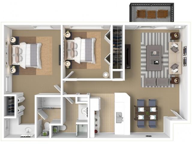 Springdale Villa Plan F