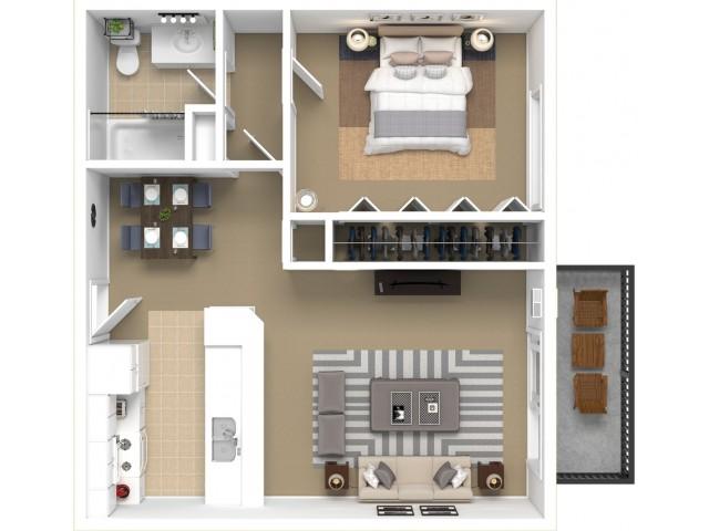 Springdale Villa Plan C