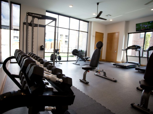 Image of 24 Hour Fitness Gym for Tuller Flats I