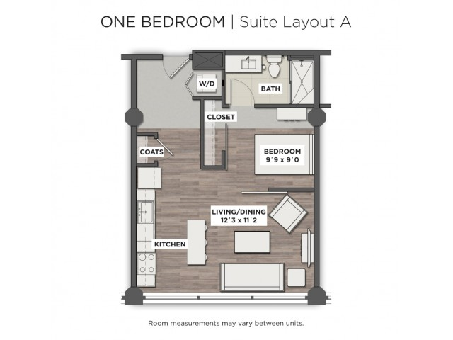 Suite Layout A
