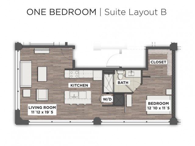 Suite Layout B