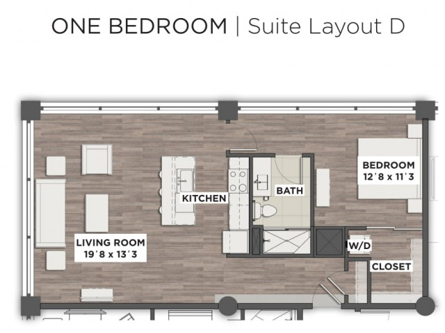 Suite Layout D