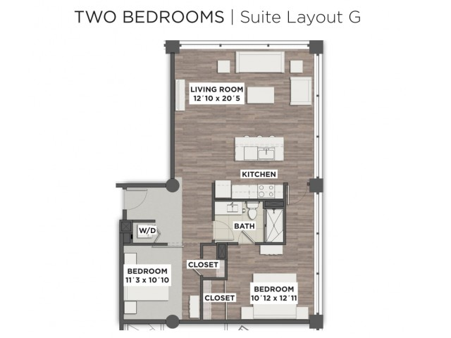 Suite Layout G
