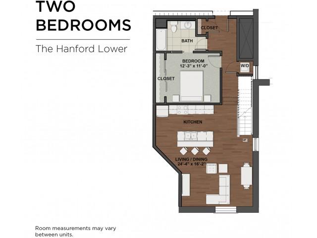 Hanford Lower