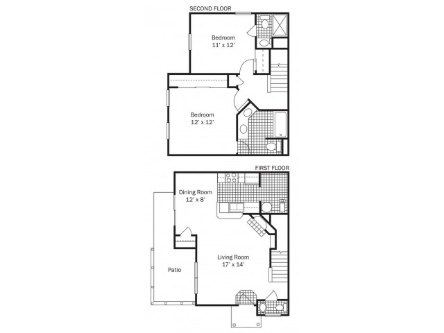 2b townhome a