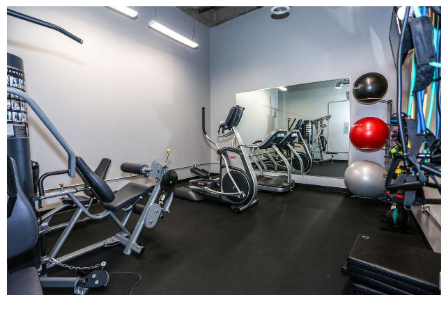WPV Loft Fitness Center