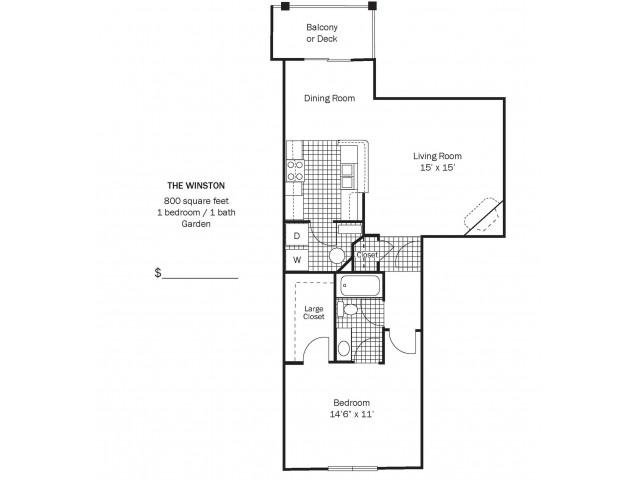 Winston Floor Plan