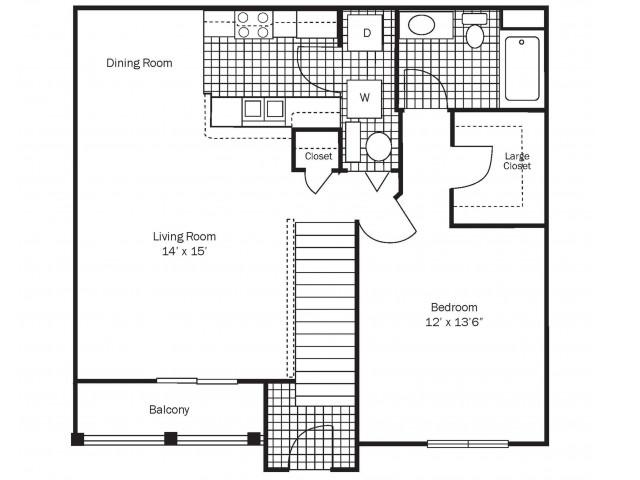Abington Floor Plan
